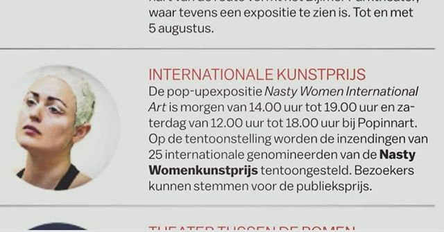 Het Parool, Amsterdam, 20.06.18