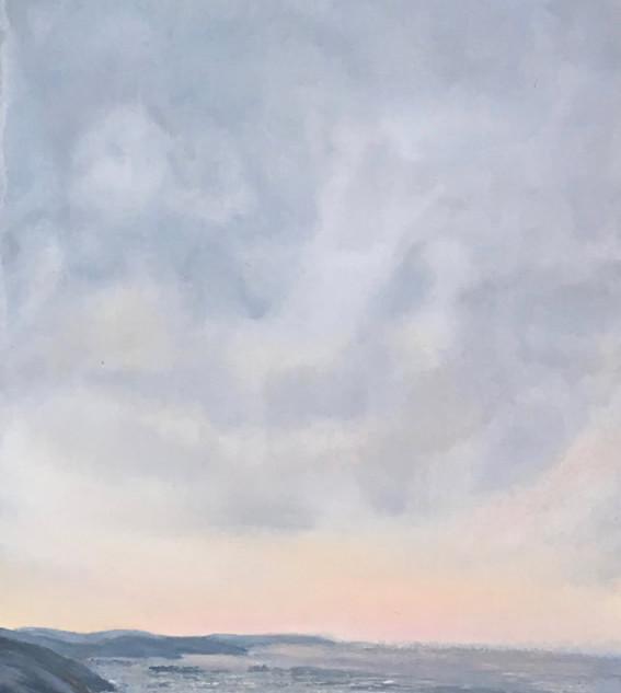 Porthtowan Sunset- SOLD