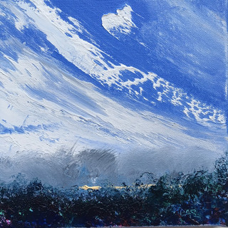 St Agnes Head Sky - £140