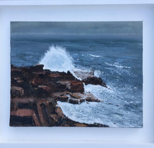 Smashing Sennen Framed - £345