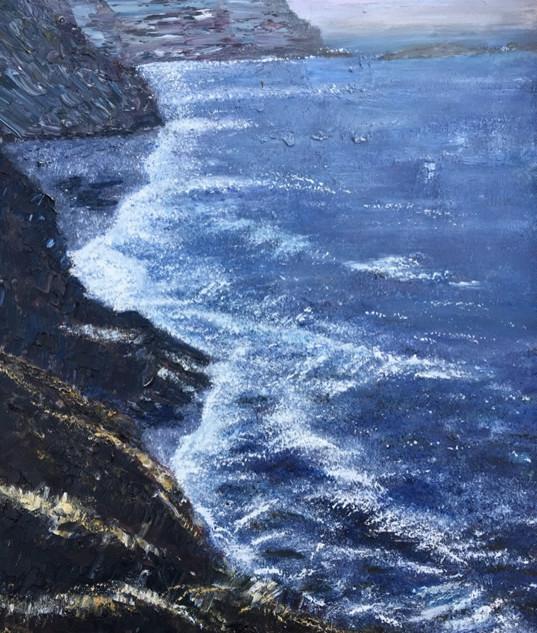 Top of Lighthouse Cliffs - £225