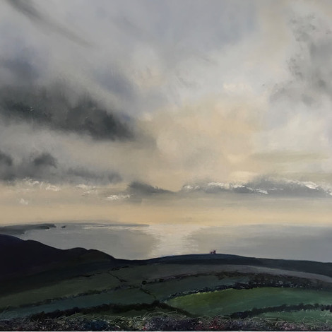 View from St Agnes Beacon SOLD