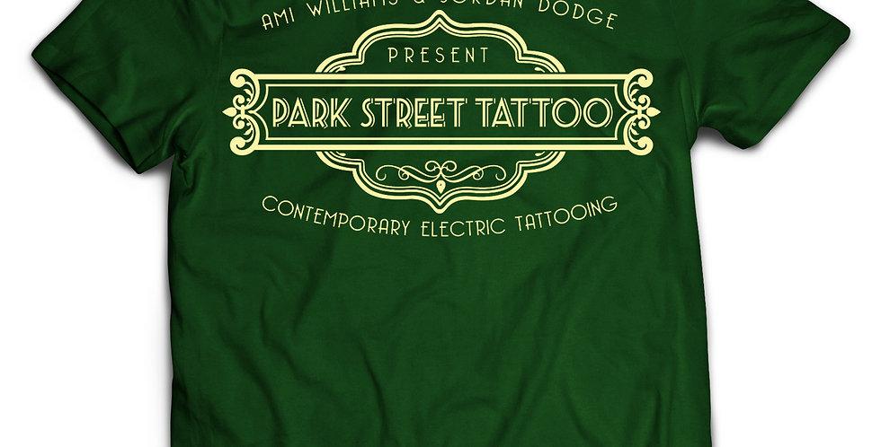 Park St Tattoo T-Shirt