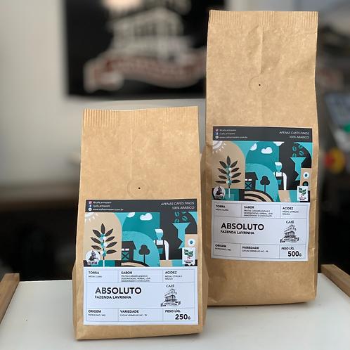 Café Absoluto Fazenda Lavrinha