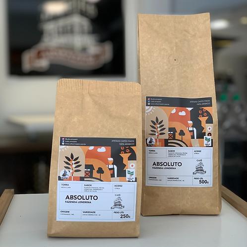Café Absoluto Fazenda Londrina
