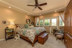 Lake Tapps master bedroom