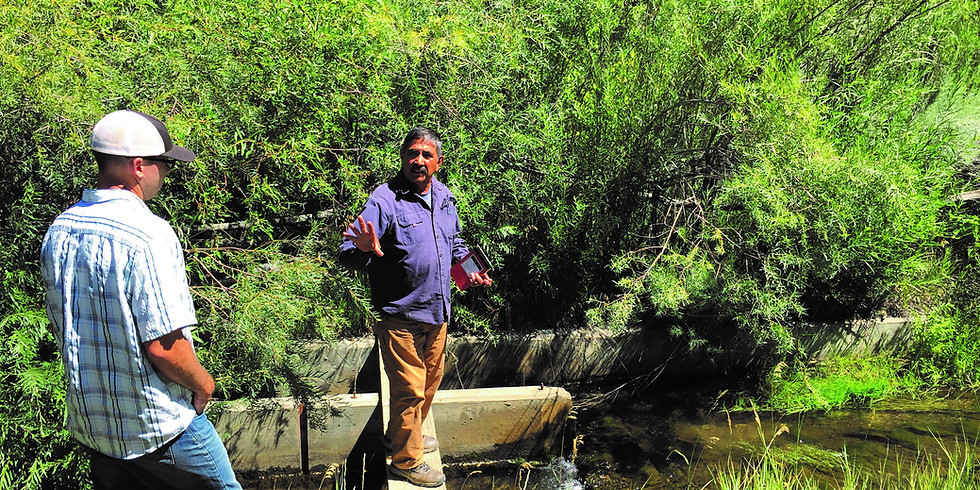 Taos Acequias: History, Culture, and Legality - RFdTRC Speaker Series