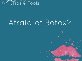 Afraid of Botox?