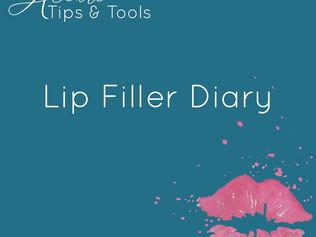 Lip Filler Diary