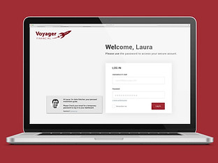 Voyager Online Enrollment Redesign