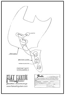 fender mustang bass wiring diagram: guitar schematics,design