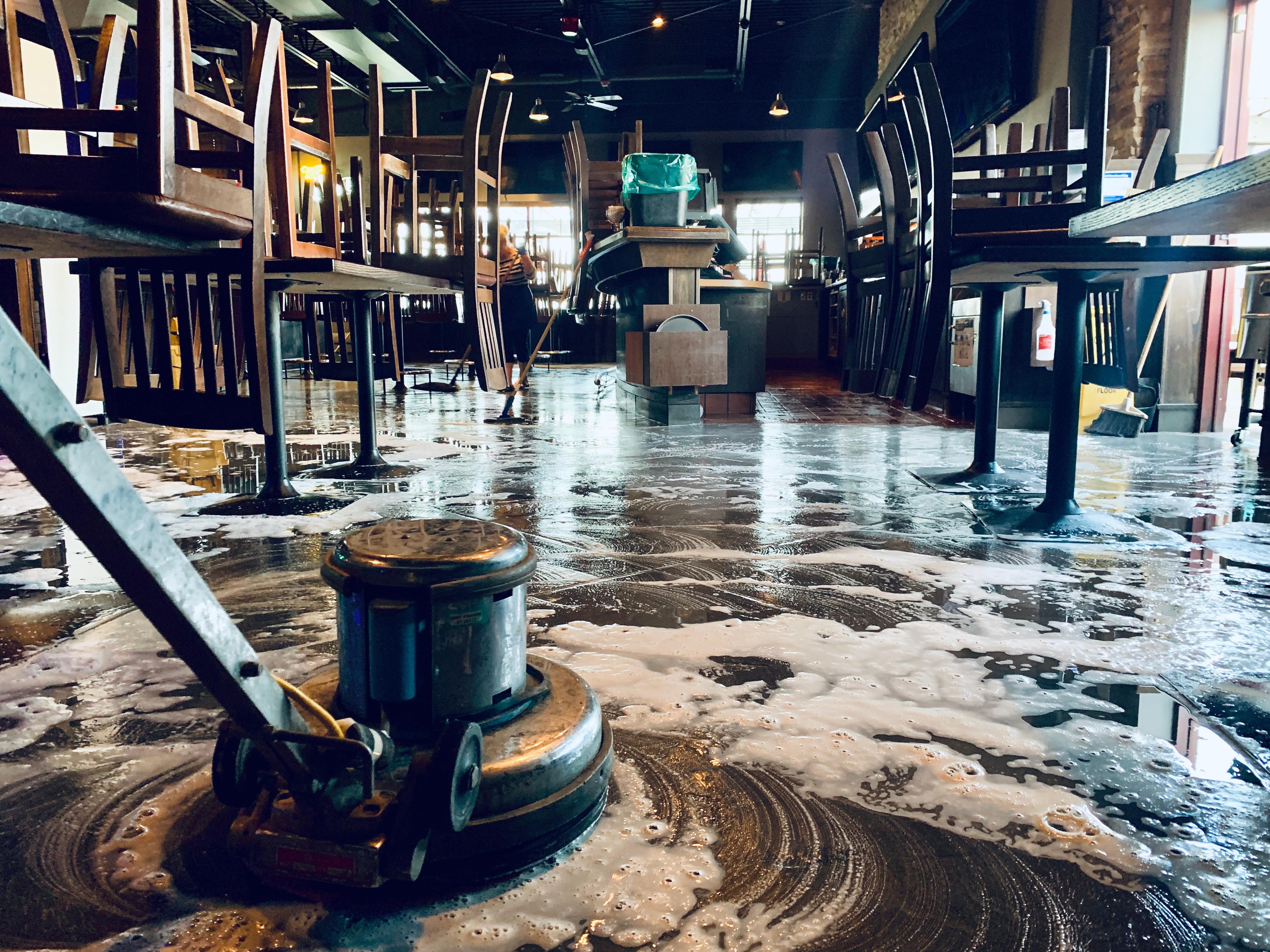 Floor Stripping & Waxing Quote