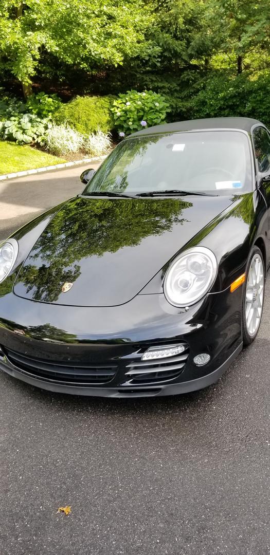 Ceramic Coated Porsche 911 Turbo S