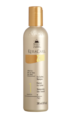 KeraCare First Lather Shampoo