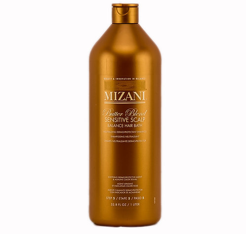 Mizani Butter Blend Sensitive Balance Hair Bath 33.8