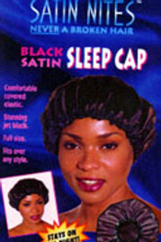 Satin Sleep Caps