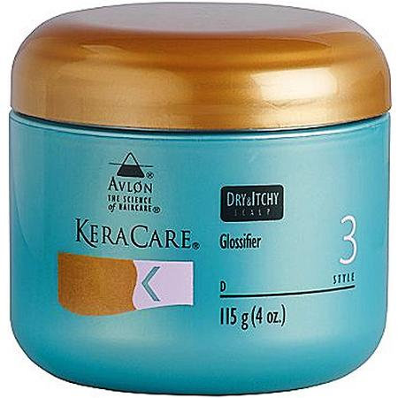 KeraCare Dry Itchy Scalp Glossifier