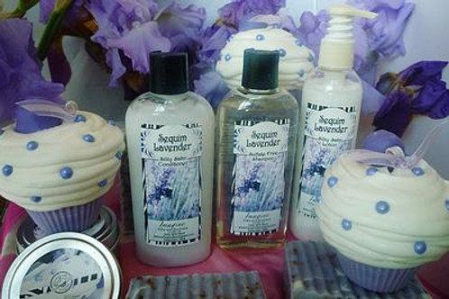 Sequim Lavender Silky Satin Conditioner