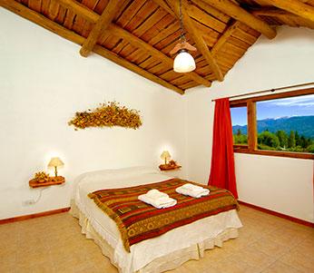 Cabaña con 2 dormitorios