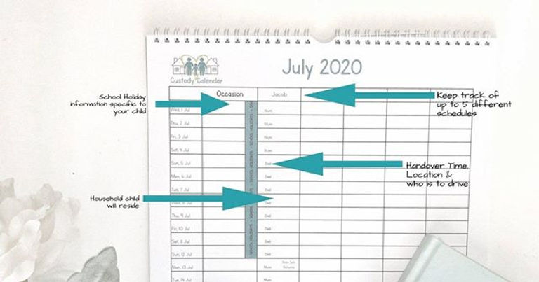 Our Calendars are designed to help separ