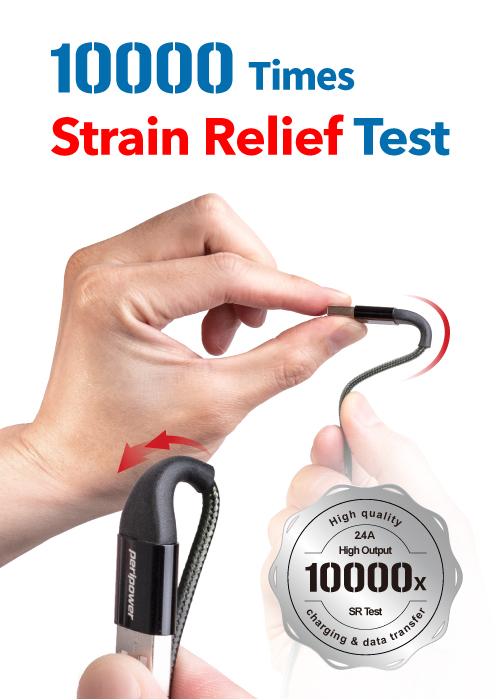 strain relief test