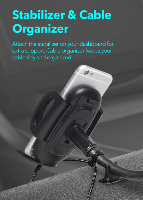 Cable organiser