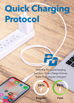 PD quick charging