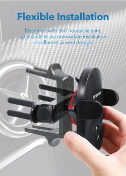 Peripower MT-V08 Flexible Installation