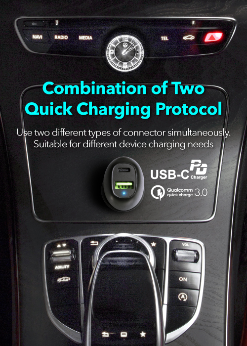 two charging protocol