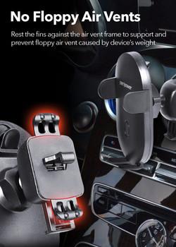Peripower MT-01 No Floppy Air Vents