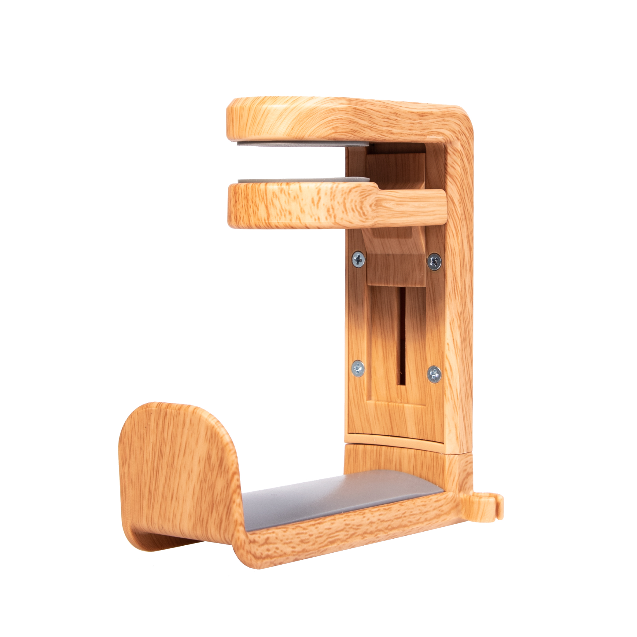 MT-AM05 Headphone Holder - Wooden Brown