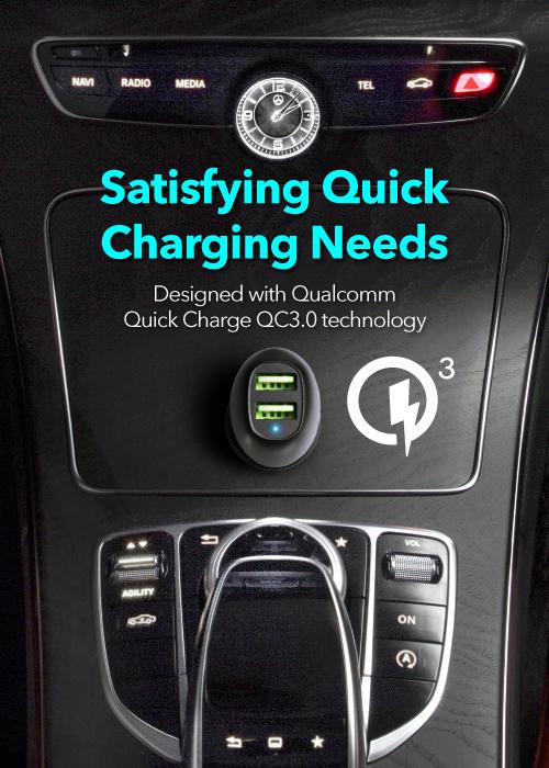 Satisfying quick charging needs