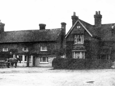 1888: Record of 18th and early 19th Century Cuckfield life destroyed...