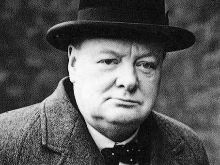 1937: Winston Churchill visits Cuckfield