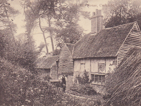 1935: Fatal fall at the Old Mill in Cuckfield