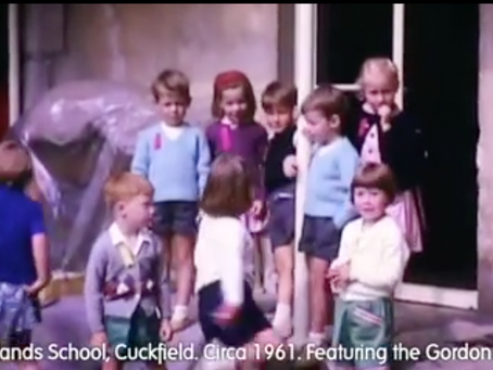 1961: Hatchlands School (contributed by Paul Gordon)