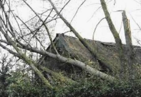 Cuckfield July 1853: one inch diameter hail stones shatter windows in freak storm