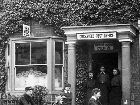 1875: The last of the Cuckfield Postboys