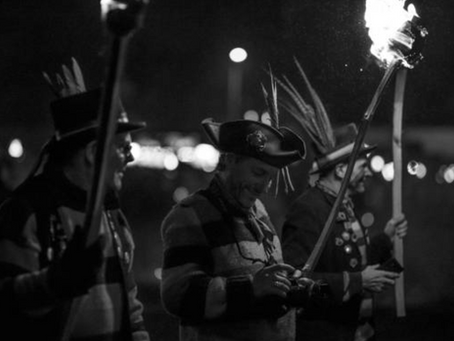 1881: How Cuckfield celebrated 'Guy Fawkes Night'