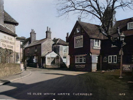 1891: A serious charge of assault in Cuckfield