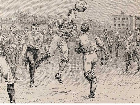 1920: A brief glance back to the beginnings of Cuckfield Football Club