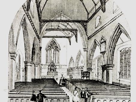 1774: Conman steals from Cuckfield Church