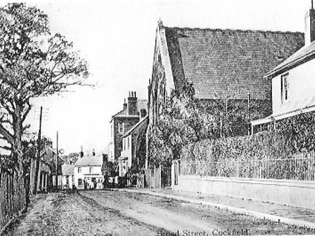 1984: Maisy Wright recalls the Broad Street Congregational Chapel