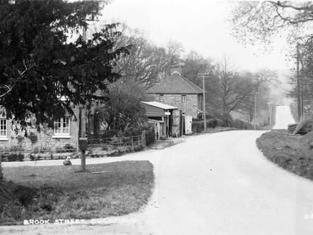 1909: Tragic fatal accident at Brook Street