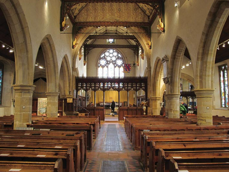 1903: An interesting insight into the history and beauty of our 'Church of the Holy Trinity'