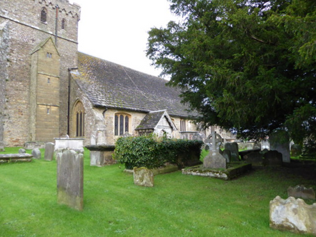 1881: Strange circumstances of Cuckfield churchyard interment