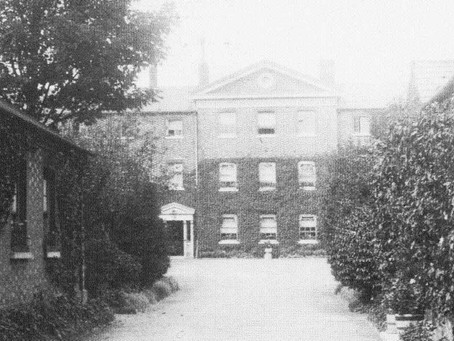 1879: Deserted wife and family obliged to seek sanctuary at the Workhouse