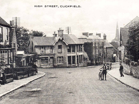 1935: offensive noise pollution in Cuckfield