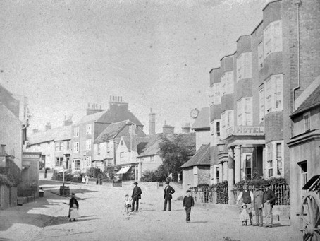 1893: The Relief of Cuckfield - from a terrible smell!