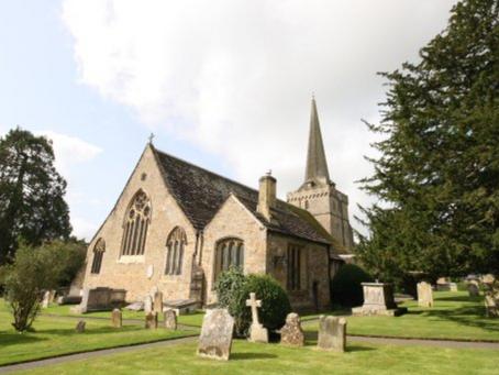 1967: The Churches of Cuckfield